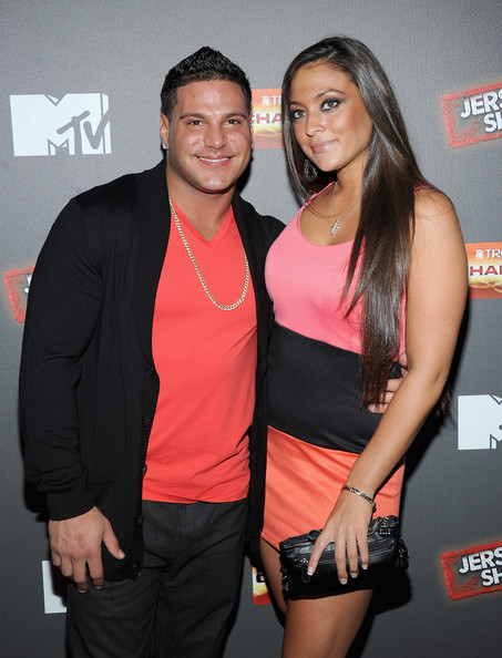 ronnie from jersey shore girlfriend