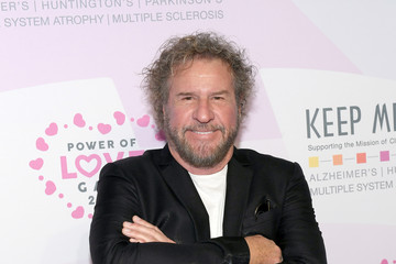 Sammy Hagar Keep Memory Alive Honors Neil Diamond At 24th Annual Power Of Love® - Red Carpet