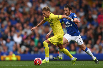 Samu Castillejo Everton v Villarreal - Pre Season Friendly