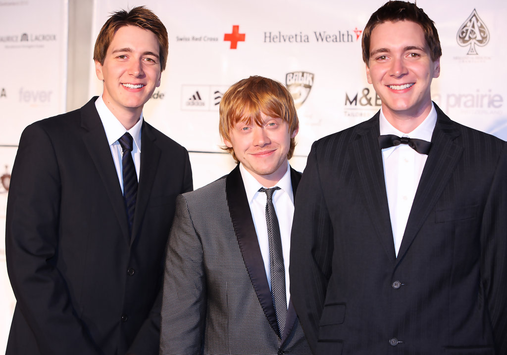 James Phelps and Oliver Phelps Photos Photos - Samuel L ...