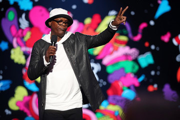 Samuel L. Jackson EIF Presents: XQ Super School Live at the Barker Hangar - Inside