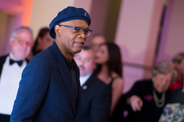 Samuel L. Jackson Museum of the Moving Image Honors Kevin Spacey