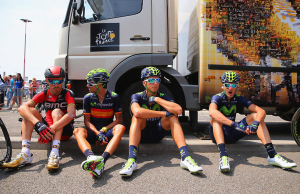 Le Tour de France 2015 - Stage Two