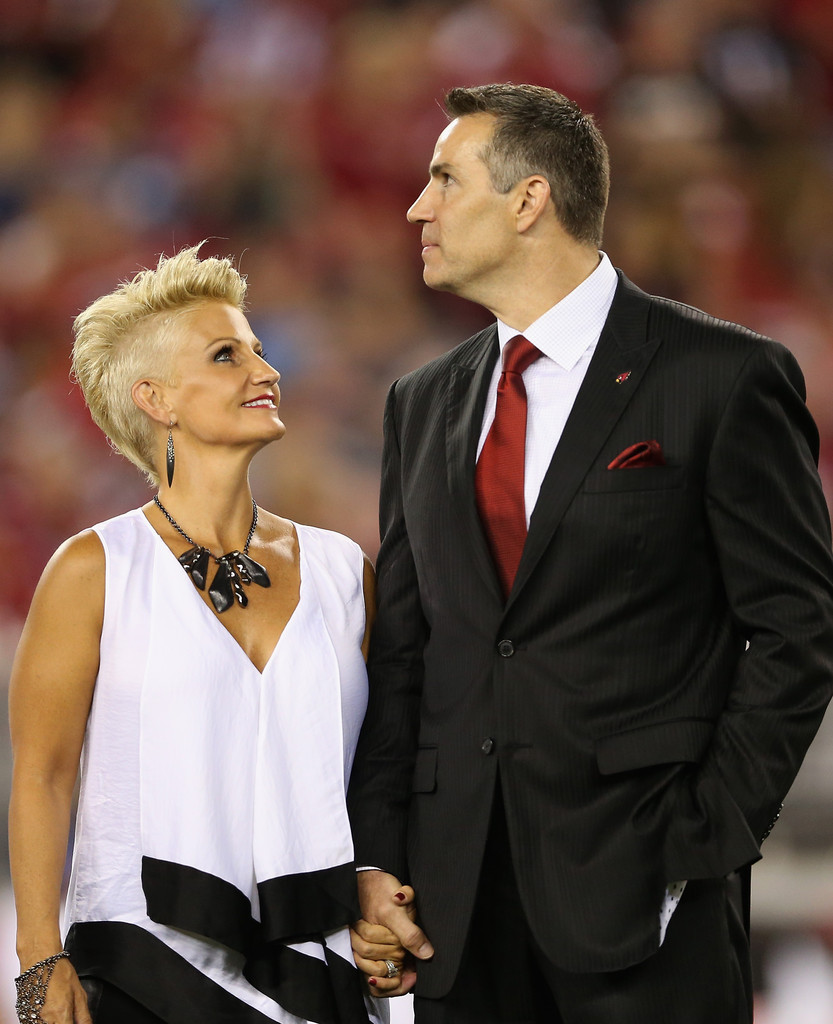 Kurt Warner Brenda Warner Photos Zimbio