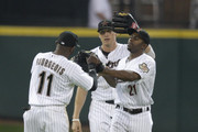 Hunter Pence and Michael Bourn Photos Photo