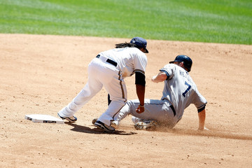 Chase Headly San Diego Padres v Milwaukee Brewers
