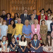 Sandi Toksvig The Duchess Of Cornwall Attends Final Of 500 Words Creative Writing Competition