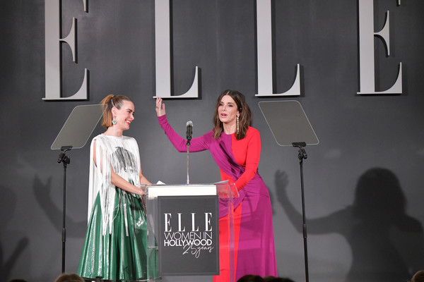 ELLE's 25th Annual Women In Hollywood Celebration Presented By L'Oreal Paris, Hearts On Fire And CALVIN KLEIN - Show