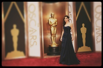 Sandra Bullock An Alternative Look At The 86th Annual Academy Awards