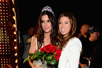"Sandra Bullock Spike TV's ""Guys Choice 2014"" - Backstage And Audience"
