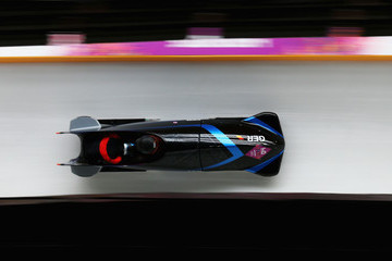 Sandra Kiriasis Bobsleigh - Winter Olympics Day 11