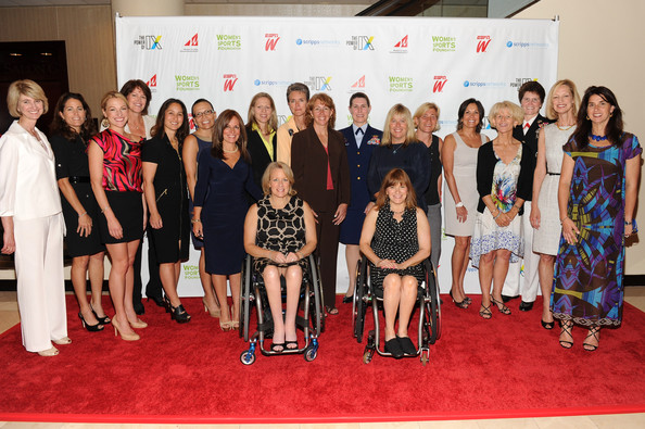 Women In Cable Telecommunications, espnW, and Women's Sports Foundation Host 40 for 40, 40 Years Of Title IX, 40 Women Who Have Made An Impact - Arrivals
