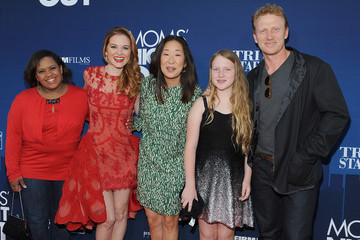 Sandra Oh 'Mom's Night Out' Premieres in Hollywood