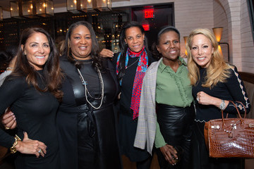 Sandra Richards Manhattan Magazine And Morgan Stanley Celebrate Women's History Month With Special Guest Morgan Stanley
