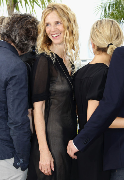 "Sandrine Kiberlain - ""Polisse"" Photocall - 64th Annual Cannes Film Festival"