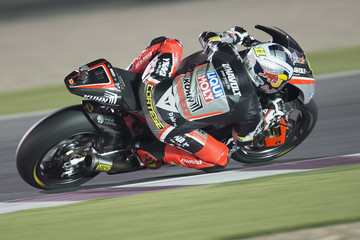 Sandro Cortese MotoGp of Qatar - Qualifying