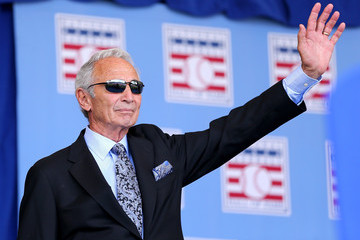 Sandy Koufax Baseball Hall of Fame Induction Ceremony