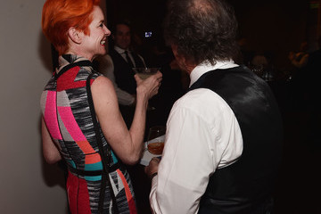 Sandy Powell The Hollywood Reporter's 4th Annual Nominees Night - Inside