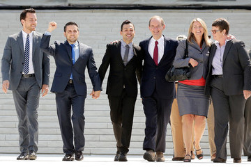 Sandy Stier Paul Katami U.S. Supreme Court Issues Orders on DOMA and Prop 8
