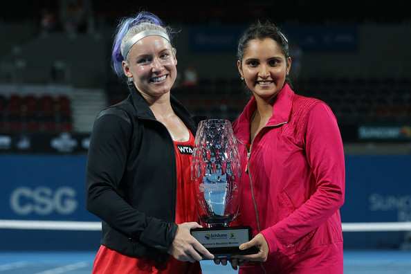 WTA BRISBANE 2013 : infos, photos et vidéos - Page 6 Sania+Mirza+Brisbane+International+Day+7+4r3Ocjb9S3cl