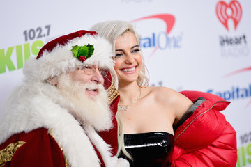 Santa Claus 102.7 KIIS FM's Jingle Ball - PRESS ROOM
