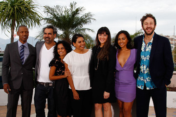 """Chris O'Dowd Miranda Tapsell """"The Sapphires"""" Photocall - 65th Annual Cannes Film Festival"""