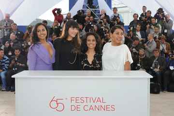 """Jessica Mauboy Miranda Tapsell """"The Sapphires"""" Photocall - 65th Annual Cannes Film Festival"""