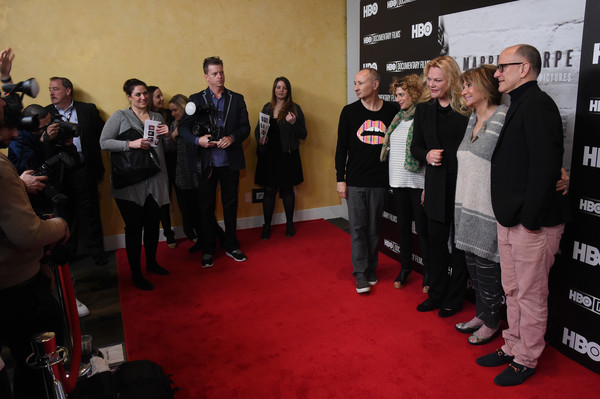 'Mapplethorpe: Look at the Pictures' New York Premiere - Red Carpet