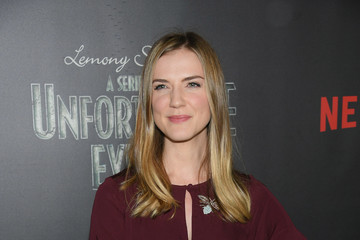 Sara Canning 'Lemony Snicket's A Series of Unfortunate Events' Screening