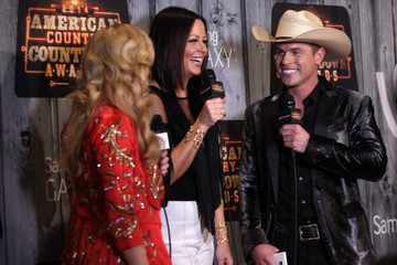 Sara Evans Arrivals at the American Country Countdown Awards
