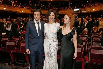 Sara Forestier Ceremony - Cesar Film Awards 2016 At Theatre du Chatelet