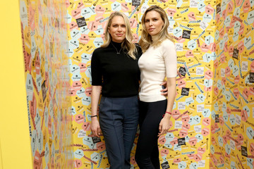 Sara Foster Saks Hosts Panel Discussion On Power Dressing With Bumble's Sara & Erin Foster And Designer Andrea Lieberman