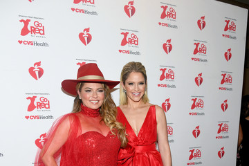 Sara Haines The American Heart Association's Go Red For Women Red Dress Collection 2020 - Arrivals & Front Row