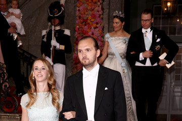 Sara Hellqvist Departures & Cortege: Wedding of Prince Carl Philip and Princess Sofia of Sweden