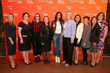 Sara Jacobs EMILY's List's 'Resist, Run, Win' Pre-Oscars Brunch