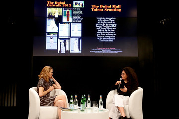 Sara Maino Vogue Fashion Dubai Experience Fashion Talks