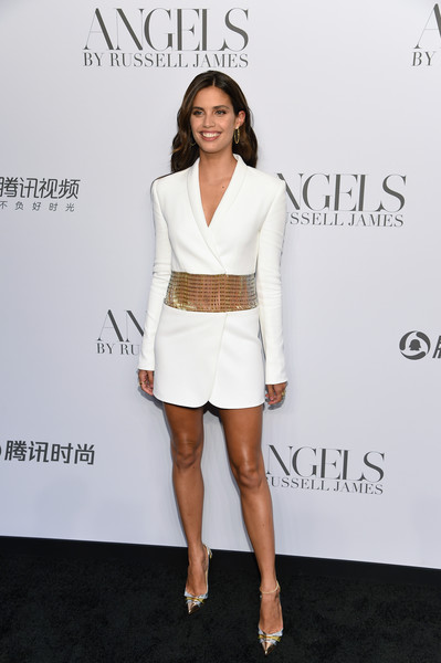 Cindy Crawford And Candice Swanepoel Host 'ANGELS' By Russell James Book Launch And Exhibit - Arrivals