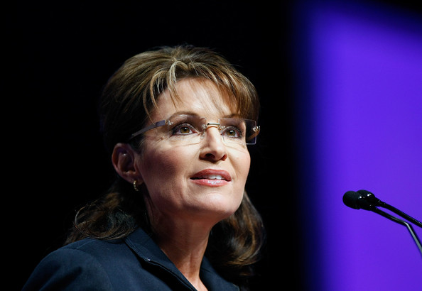 sarah palin daughter bristol. Sarah Palin Addresses Real