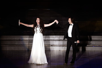 Sarah Brightman Closing Ceremony at the Beijing Film Festival