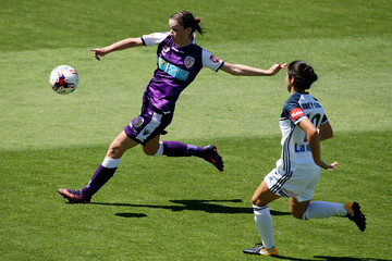 Sarah Carroll W-League Rd 4 - Perth v Melbourne Victory