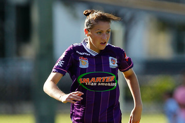 Sarah Carroll W-League Rd 10 - Perth v Western Sydney