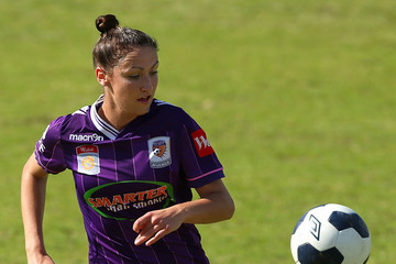 Sarah Carroll W-League Rd 5 - Perth v Canberra
