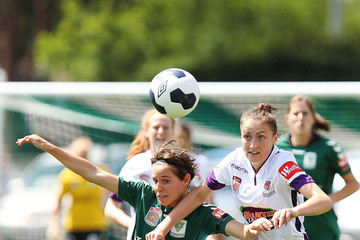 Sarah Carroll W-League Rd 12 - Canberra v Perth