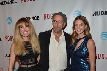 Sarah Carter Party Celebrating AT&T's 'ROGUE'