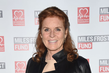 Sarah Ferguson Celebrities Rock Up To School Of Rock Preview To Support Miles Frost Fund