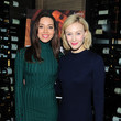Sarah Gadon Private Dinner During Sundance For
