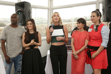 Sarah Gertrude Shapiro Lifetime Hosts 'UnREAL' Group Date and Champagne Brunch Aboard Dandeana Yacht With Cast