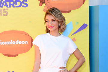 Sarah Hyland Nickelodeon's 28th Annual Kids' Choice Awards - Arrivals