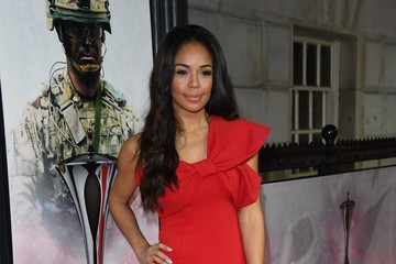 Sarah-Jane Crawford The Sun Military Awards 2017 - Red Carpet Arrivals