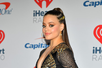 Sarah Jeffery 2018 iHeartRadio Music Festival -  Night 2 – Press Room